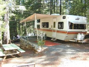 RV Site at Pinewood Cove
